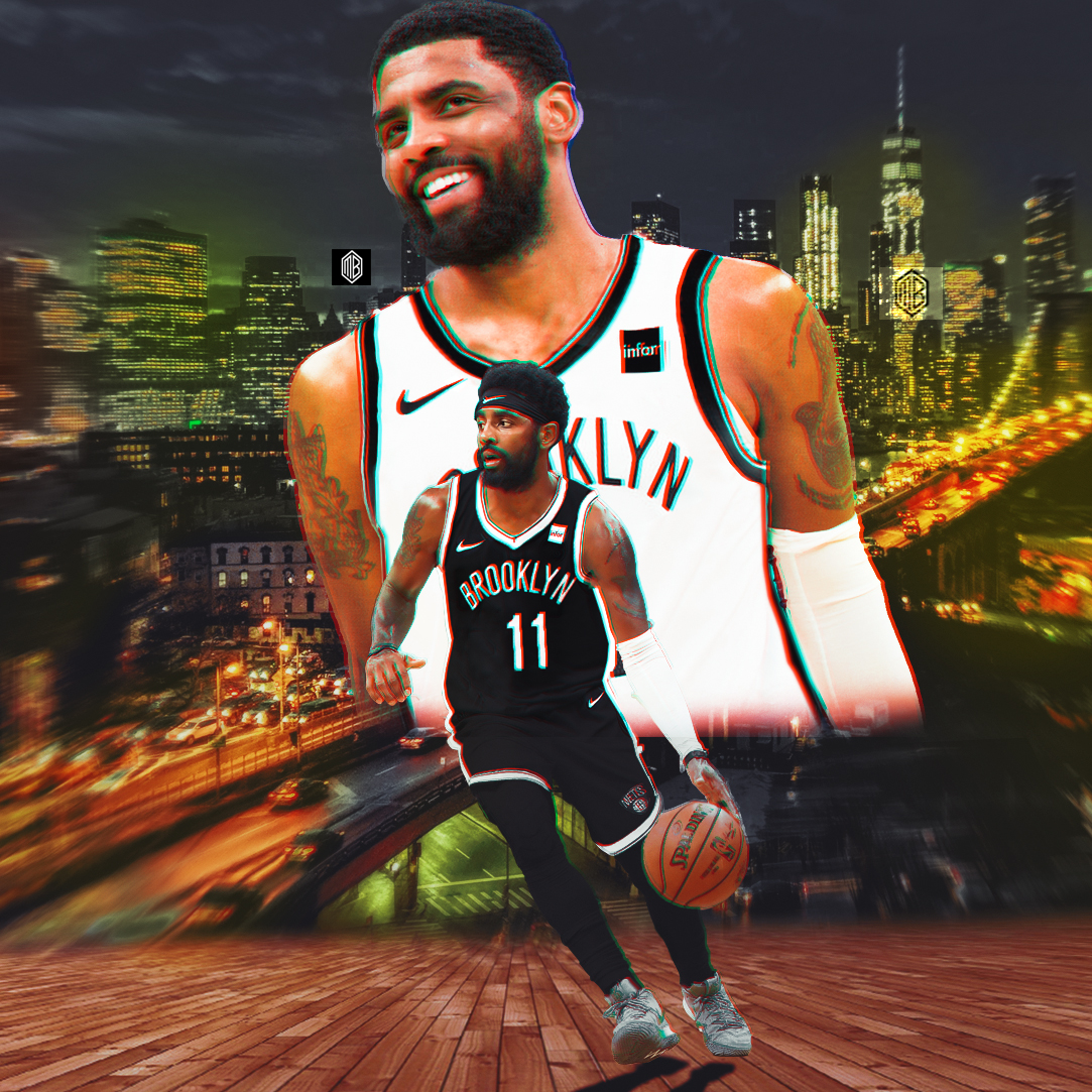 37 Kyrie Irving Brooklyn Nets Wallpapers On Wallpapersafari