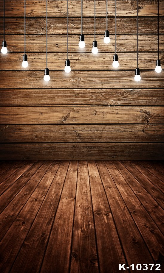 Wood Photo Background Brown Bright Light Bulb Decor Photographic 550x917