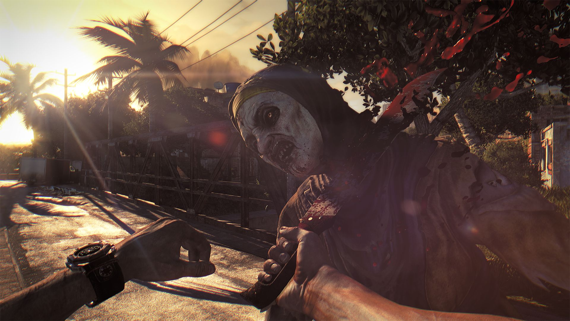 Dying Light Game 1920x1080