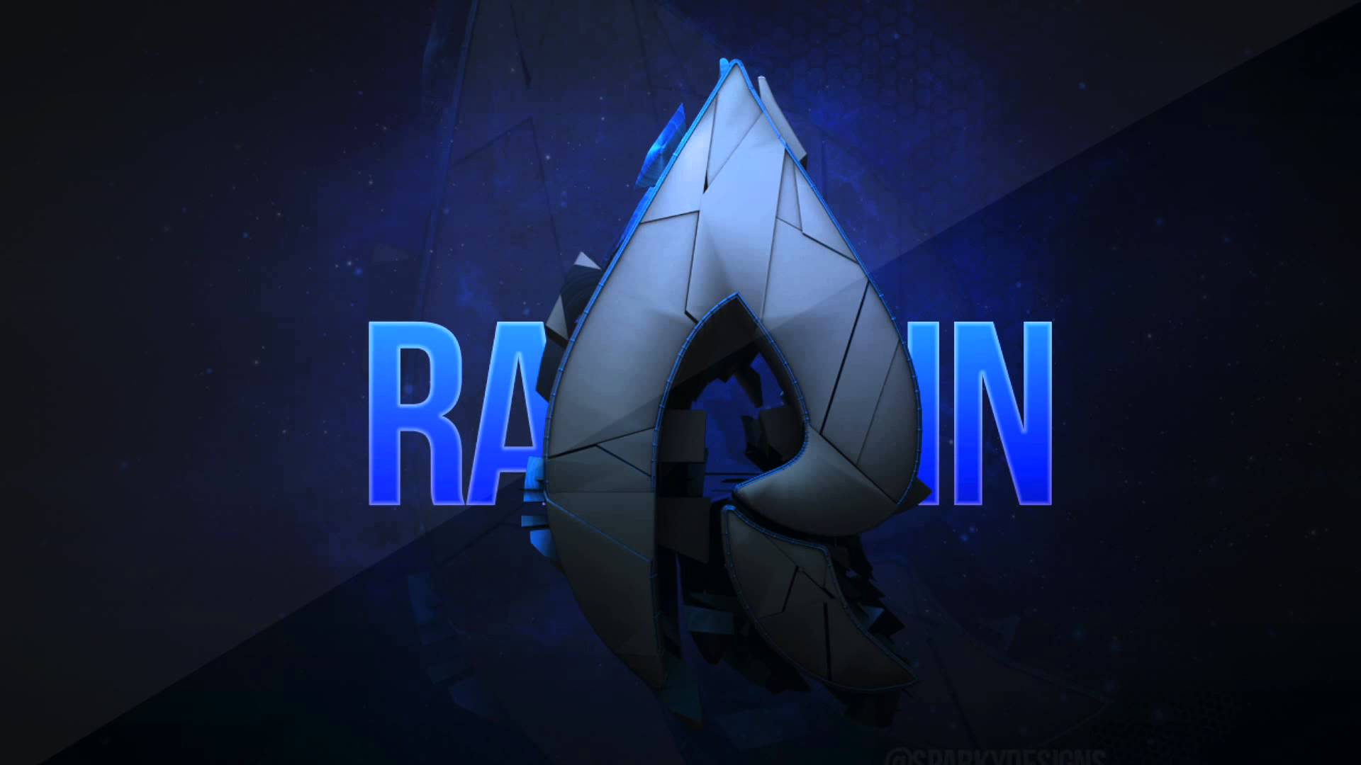 FaZe Rain Desktop Background Speed Art By Sparky 1920x1080
