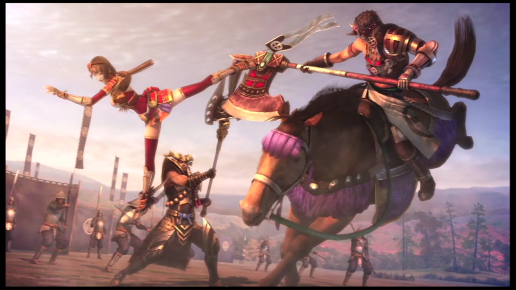 Free Download Samurai Warriors 4 Wallpaper By Dragonwarrior