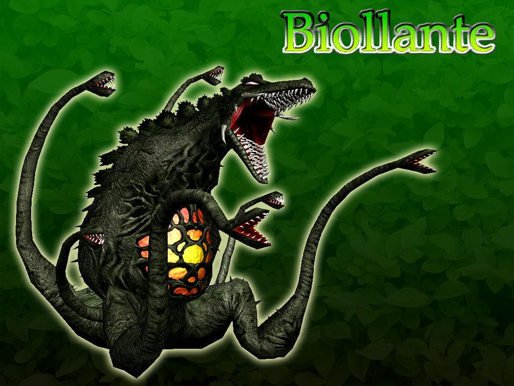 Biollante Wallpaper by GodofPH 1024x768