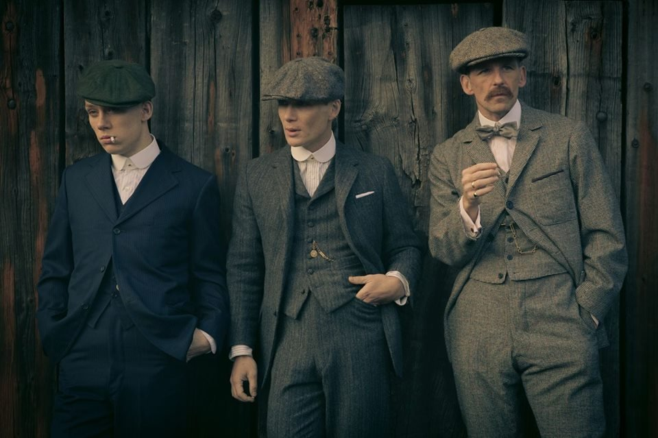 Peaky Blinders John Tommy Arthur Shelby Brothers HD 960x639