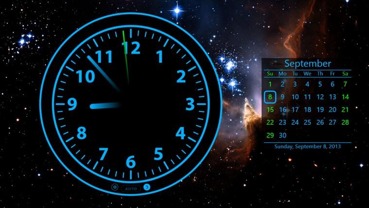 Live Clock Wallpaper for Desktop - WallpaperSafari