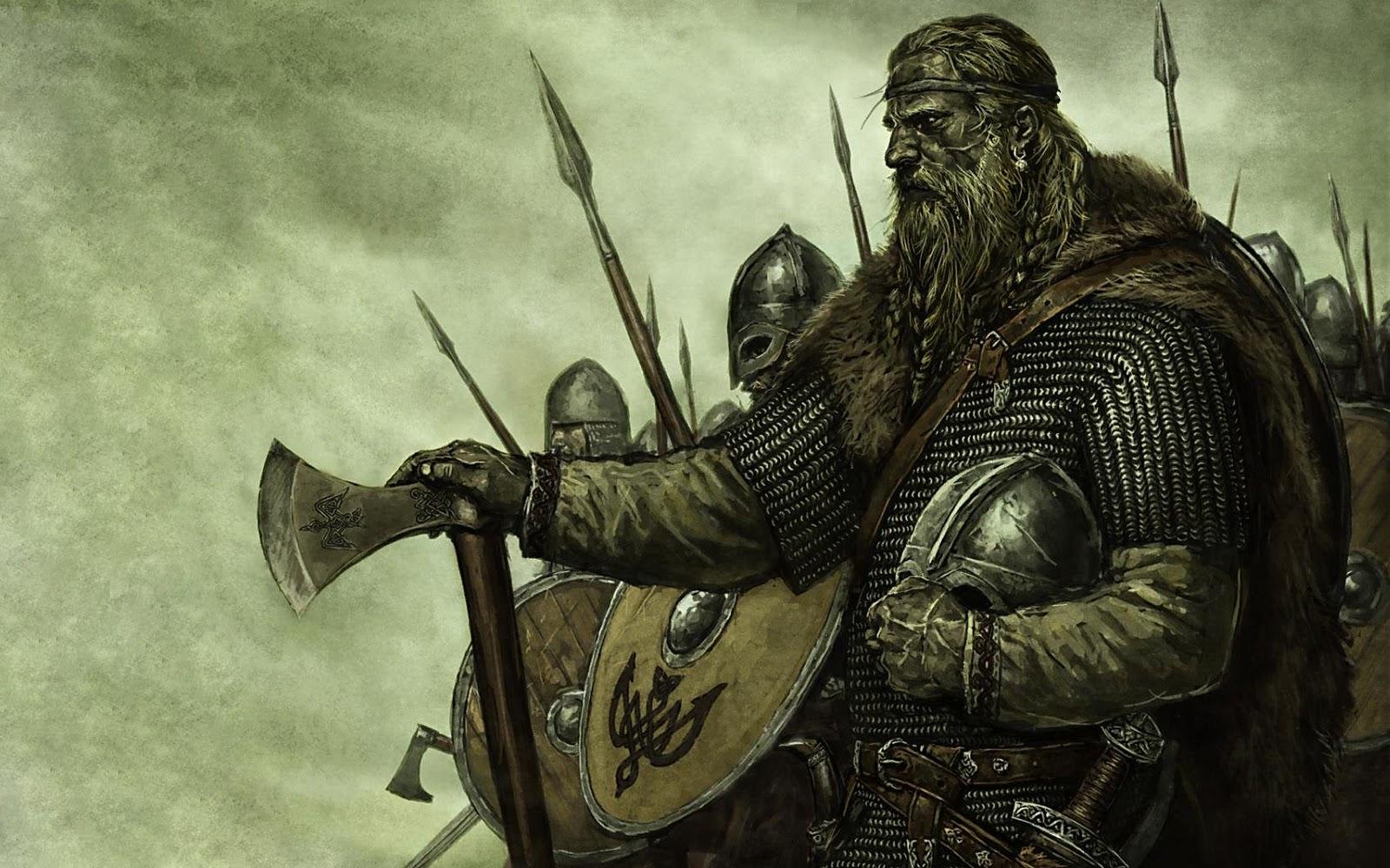 Download Viking Wallpaper Wallpapers Area 1600x1000
