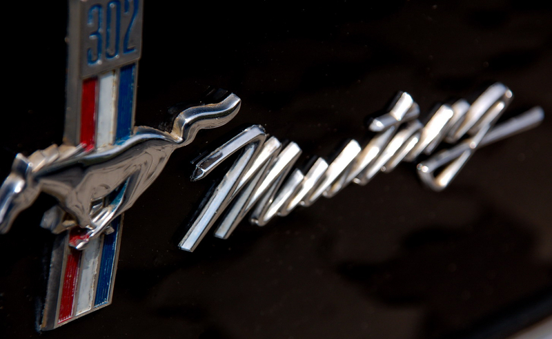 Classic Mustang Logo Pictures   Classic Mustang Logo Photos   Mustang 800x491