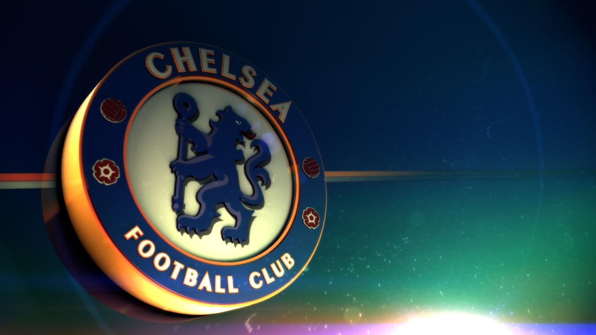 HD Chelsea FC Logo Wallpapers 1920x1080