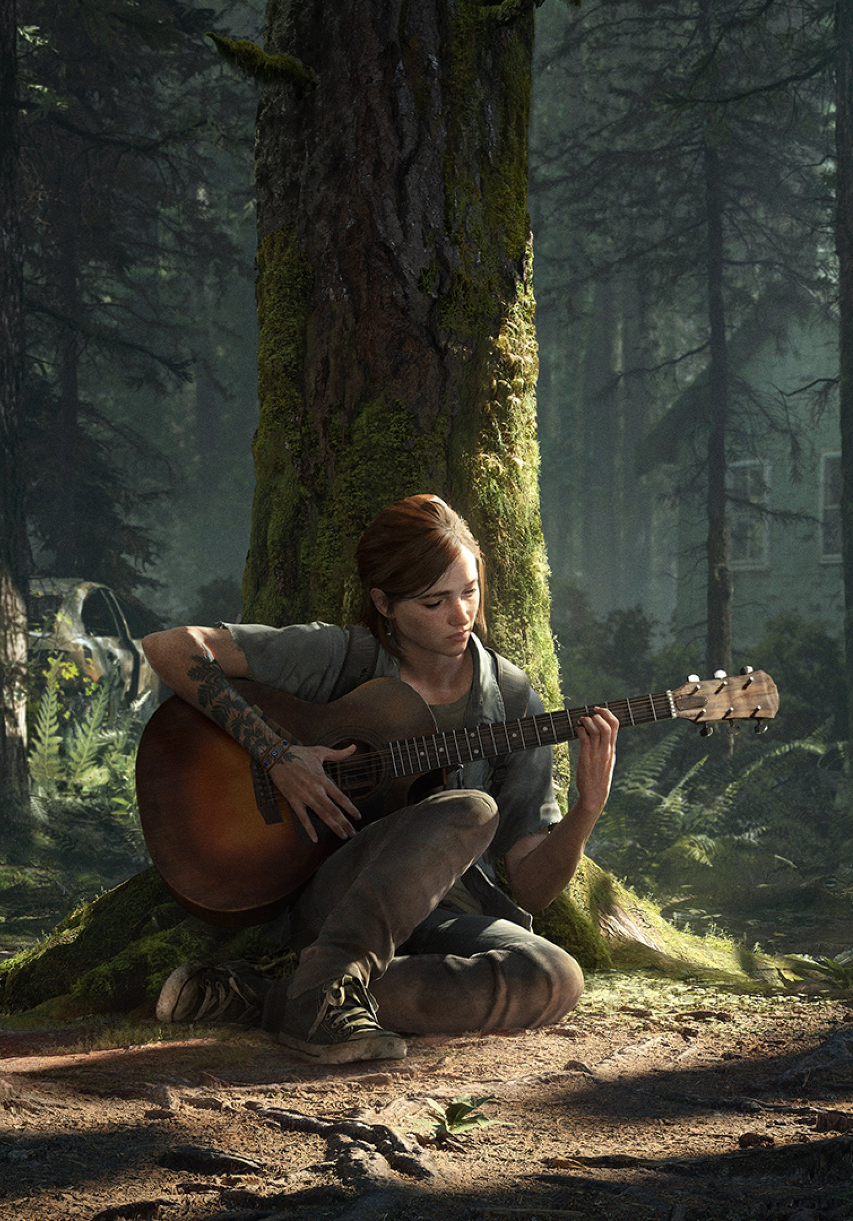 1668x2388 Ellie The Last of Us 2 1668x2388 Resolution Wallpaper 1668x2388