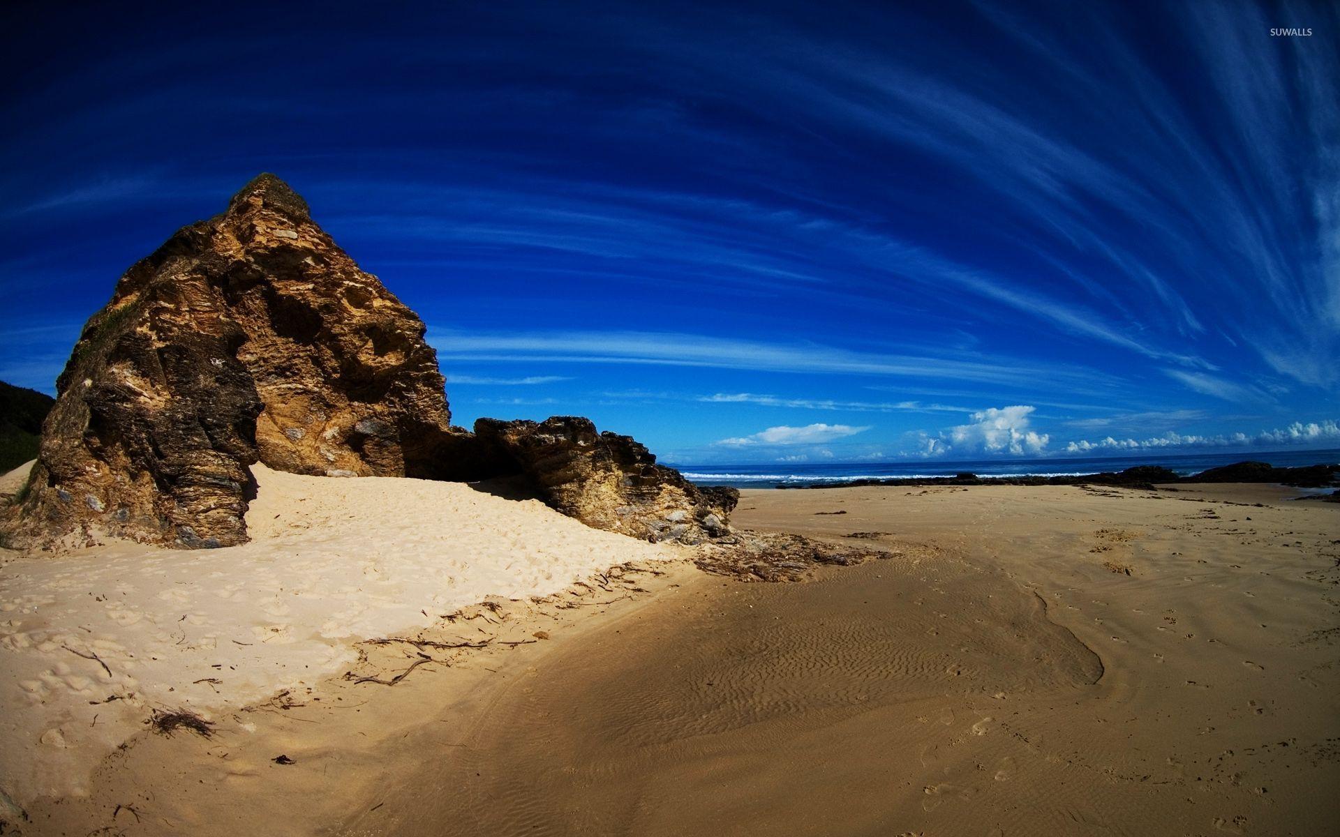 Sandy Beach Wallpaper: Sandy Summer Best Wallpaper Picture