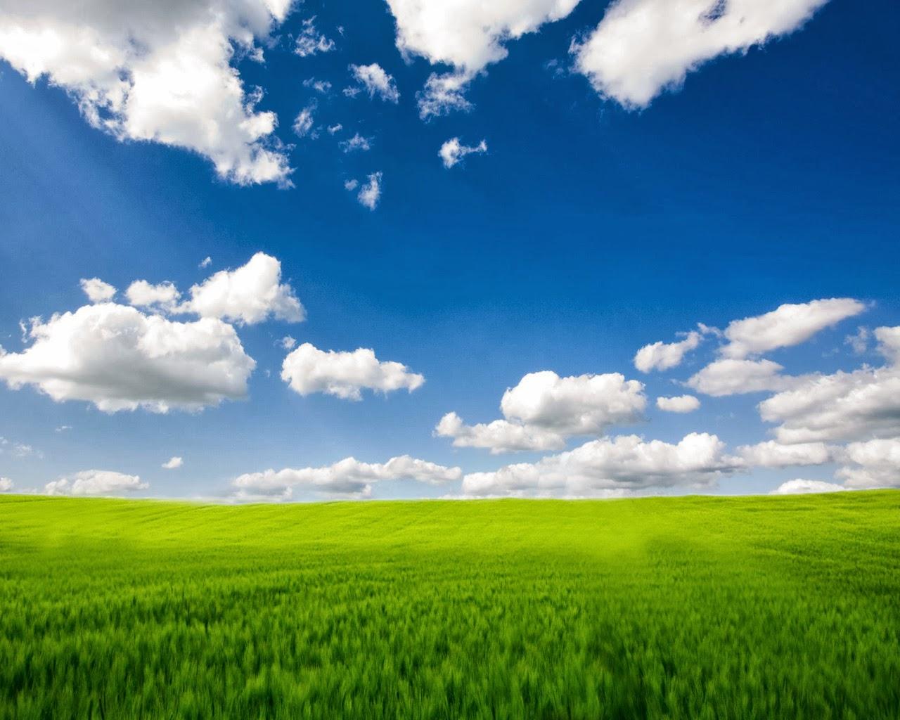 Beautiful Blue Sky Wallpaper 1280x1024