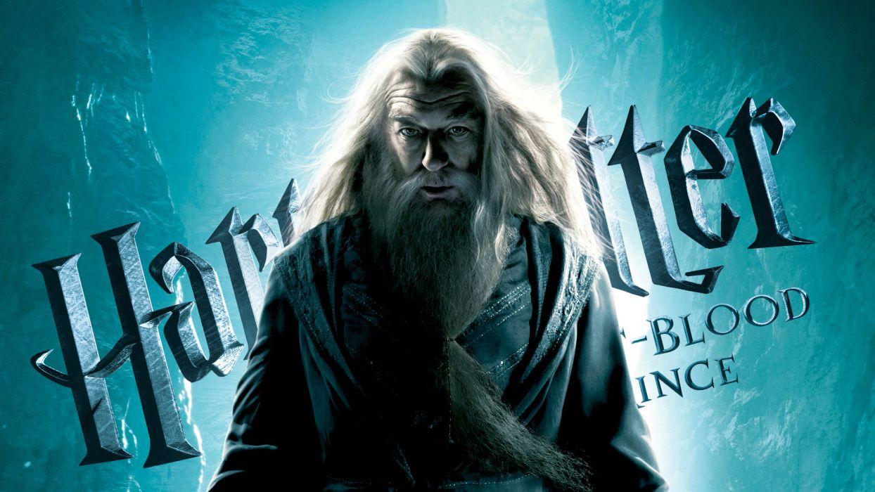 Harry Potter Albus Dumbledore wizard wallpaper 1920x1080 1244x700