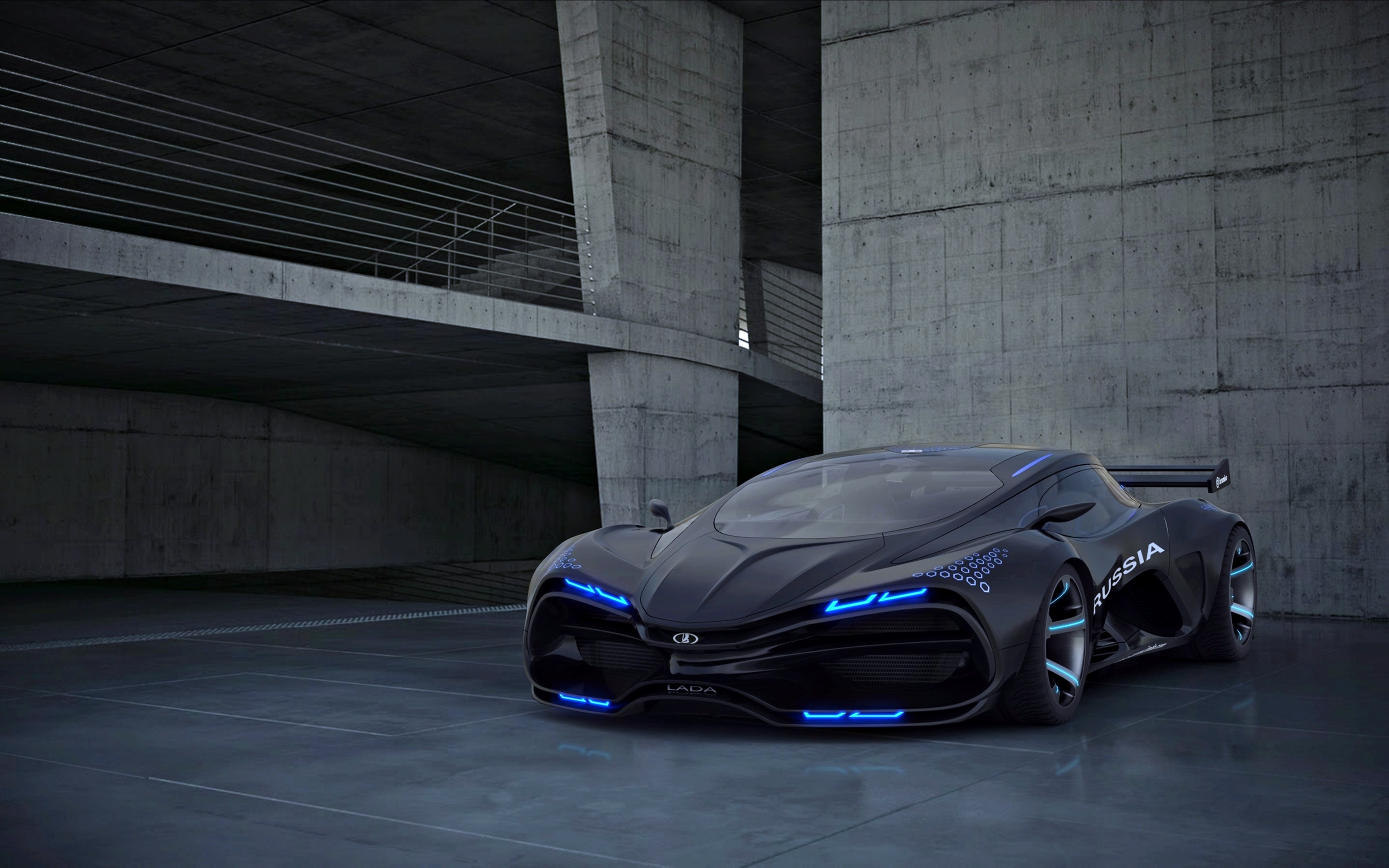 Lada Raven Concept Cars 4K Wallpaper Download   High Resolution 4K 3840x2400