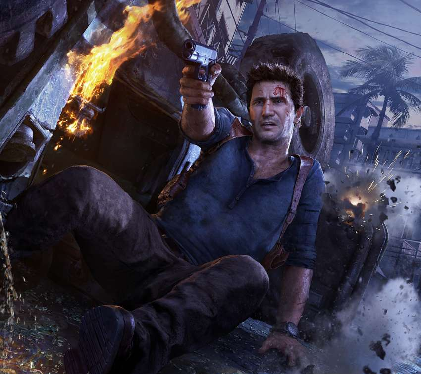 Uncharted 4 A Thiefs End wallpapers or desktop backgrounds 850x755