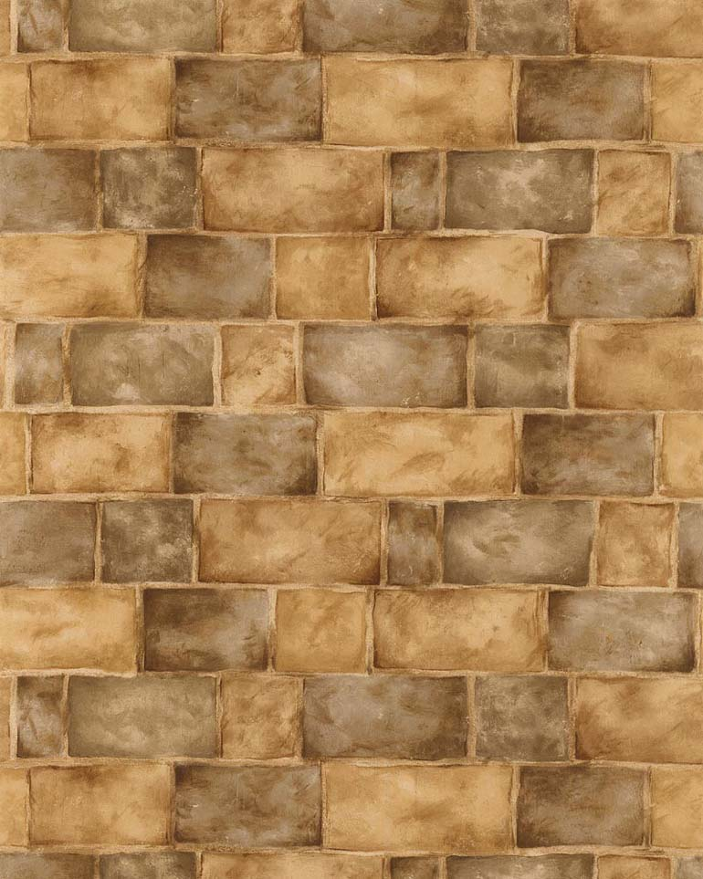 Details about NORWALL KITCHEN LAUNDRY BRICK STONE Wallpaper KF24400 770x963