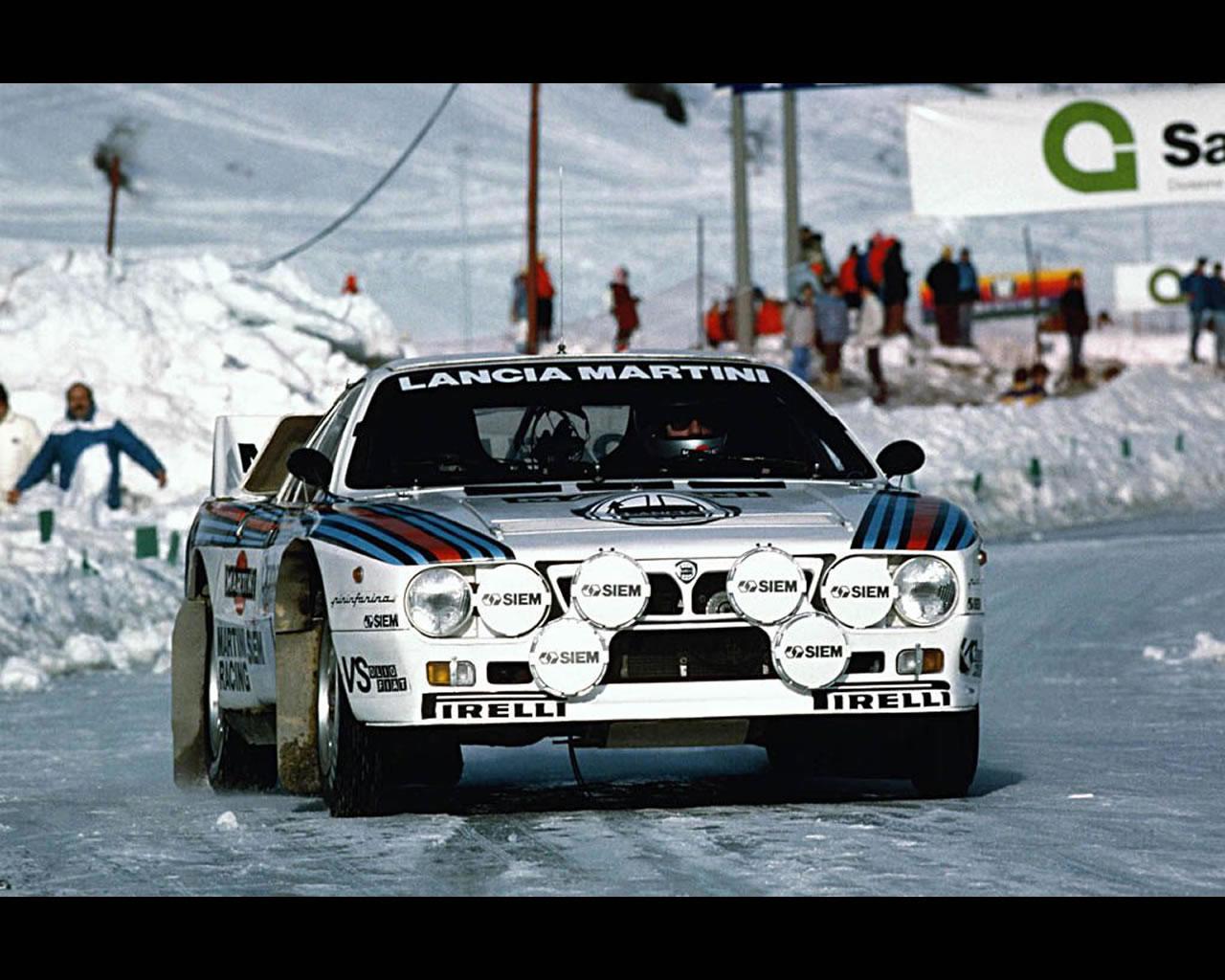 Lancia Beta Monte Carlo 037 Stradale Group 5 to Group B 1980 1984 1280x1024