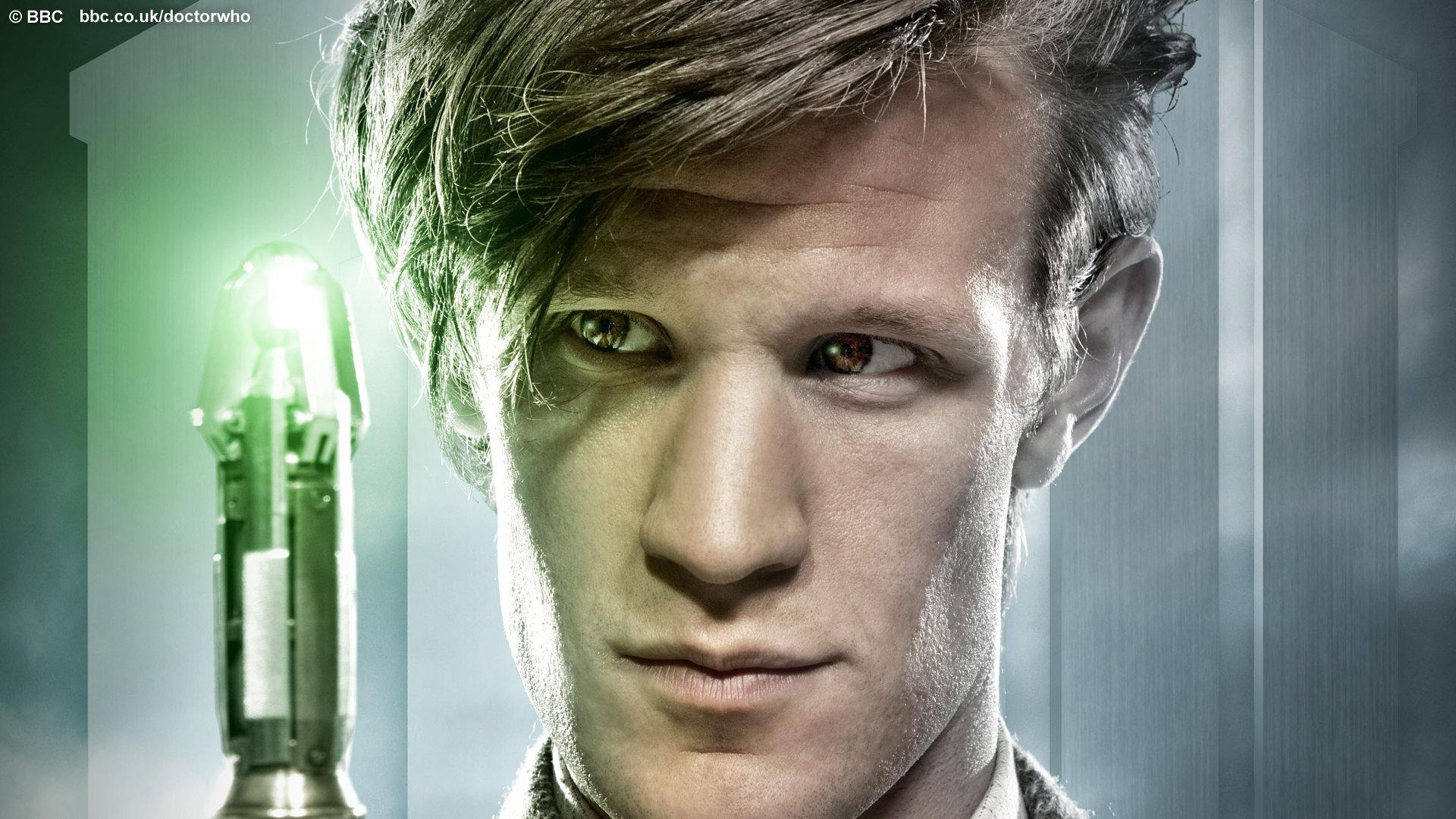 Doctor Who Matt Smith Wallpaper 1920x1080