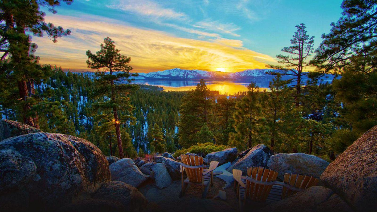 at lake tahoe   92974   High Quality and Resolution Wallpapers 1600x900
