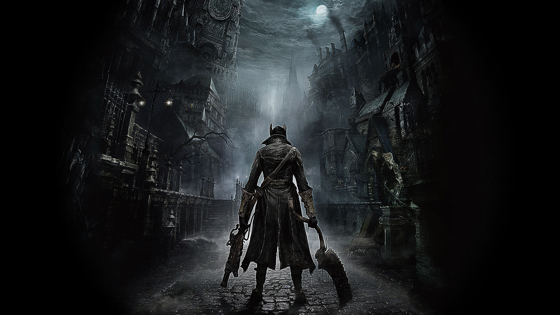 Bloodborne wallpapers 1920x1080 Full HD 1080p desktop backgrounds