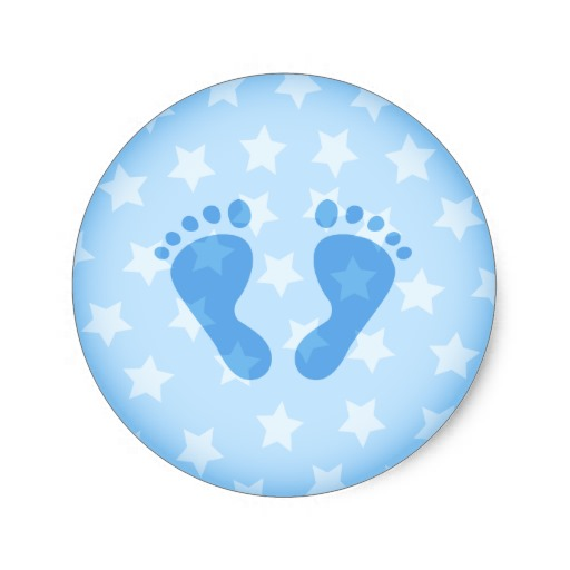 Blue Baby Footprint Backgrounds Images Pictures   Becuo 512x512