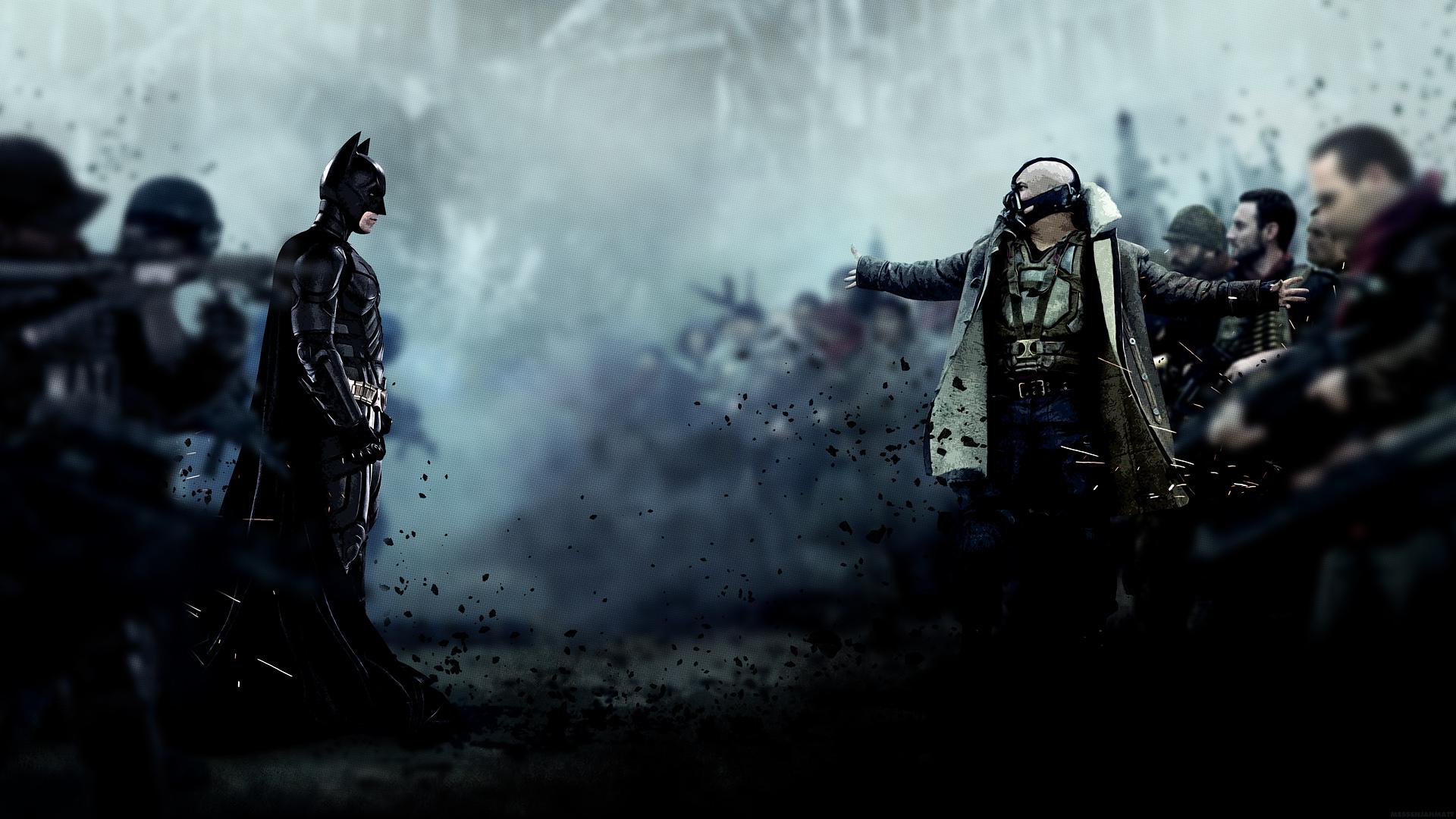 Free Download Batman The Dark Knight Rises Hd Wallpapers