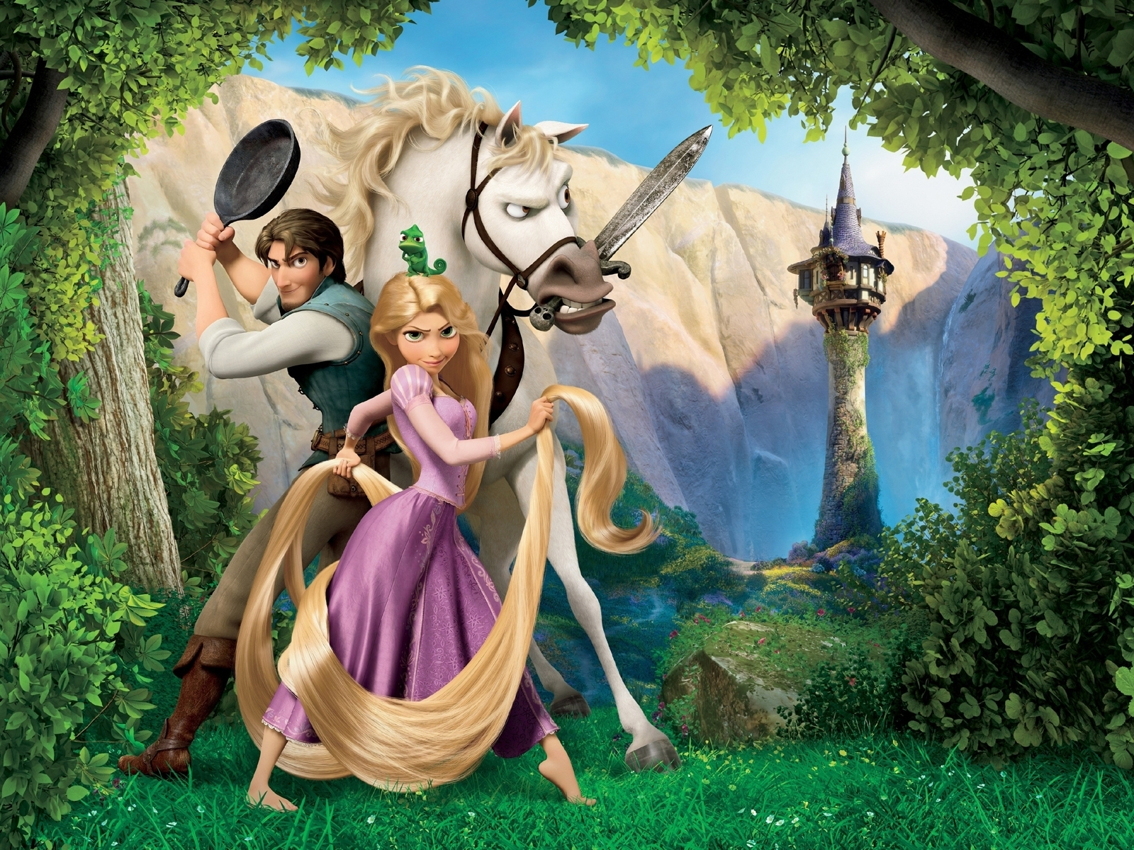 Tangled   Tangled Wallpaper 18015049 1600x1200