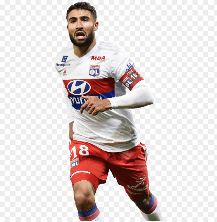 Download nabil fekir png images background TOPpng 840x859