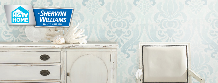 Coastal Cool Wallpaper Collection   HGTV HOME by Sherwin Williams 738x281