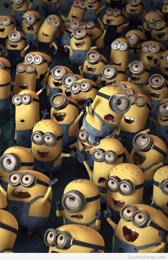[49+] Minions Cell Phone Wallpaper On WallpaperSafari