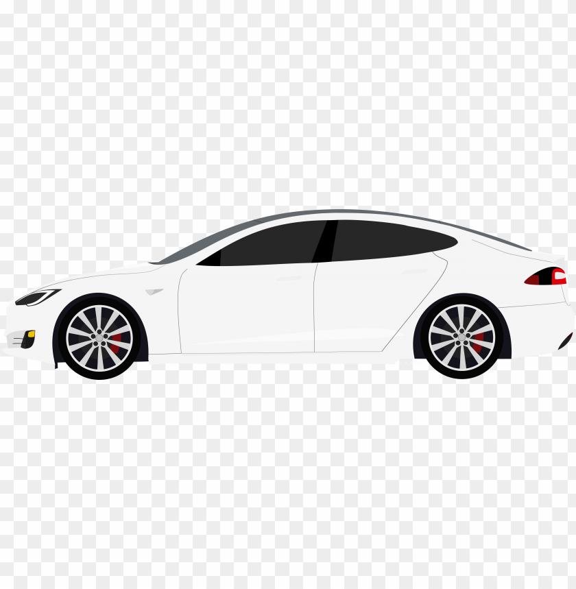 fan made tesla cars supercharger cliparts   tesla model x clip 840x859