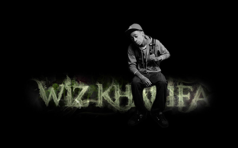 Wiz Khalifa Wallpaper Smoking Wiz khalifa wallpapers hd 1440x900