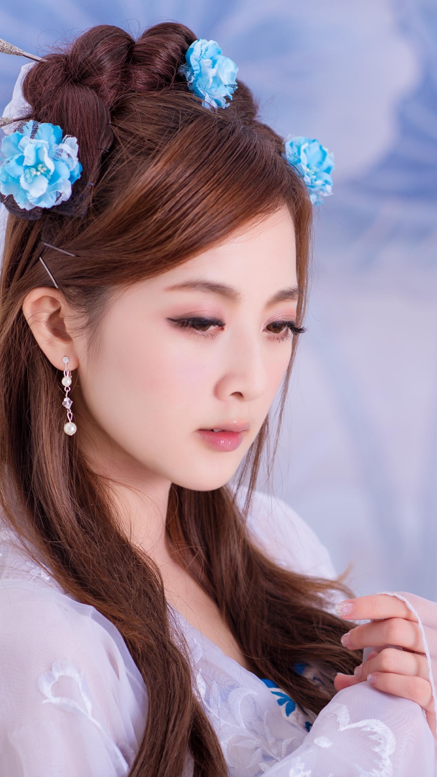 WomenMikako Zhang Kaijie 1440x2560 Wallpaper ID 637611 1440x2560