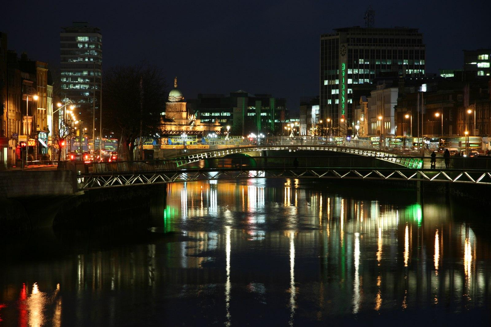 Dublin Ireland Wallpaper - WallpaperSafari