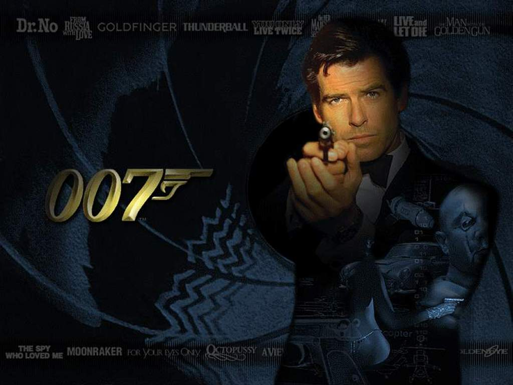 James Bond 007 Wallpaper 1024x768