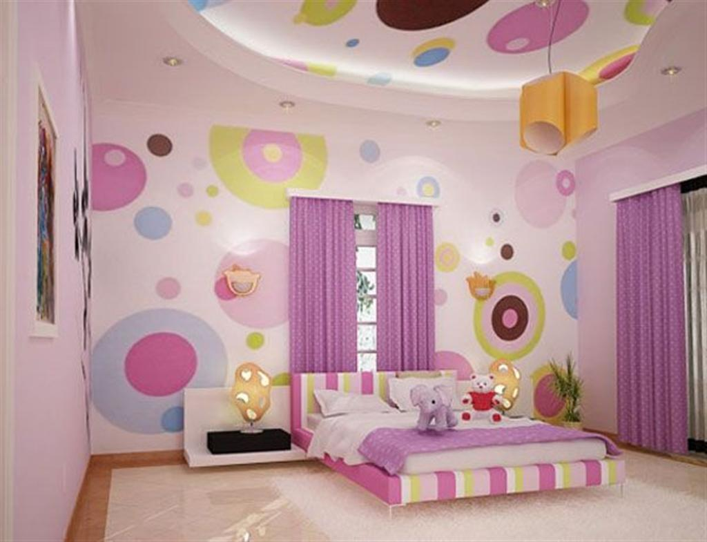 Girls Bedroom Design Ideas Design Room Ideas For Young Girl Wallpaper 1024x785