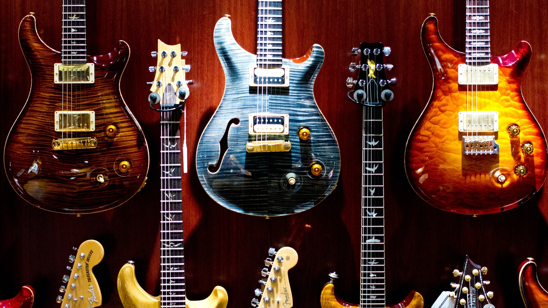 Pics Photos   Cool Electric Guitar Wallpaper 1920x1080