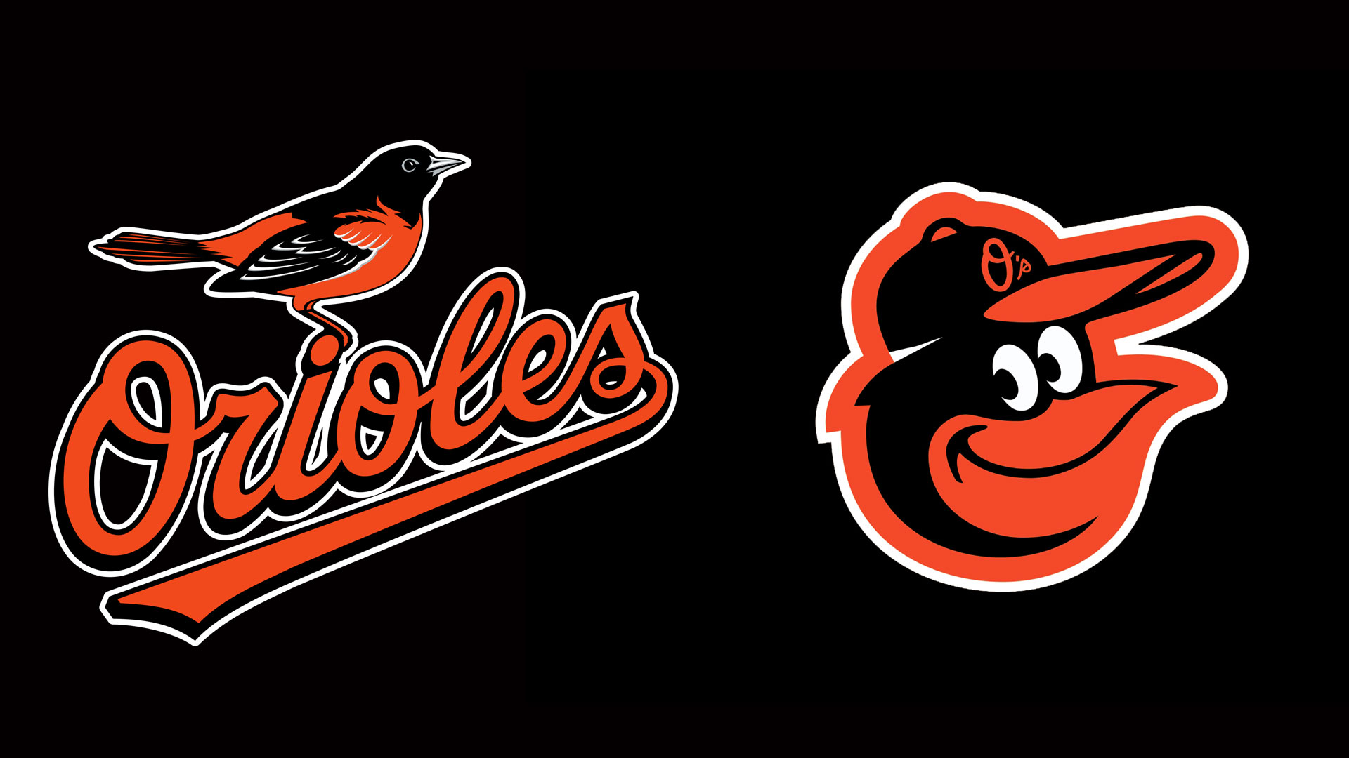 MLB Logo Team Baltimore Orioles wallpaper 2018 in Baseball 1920x1080