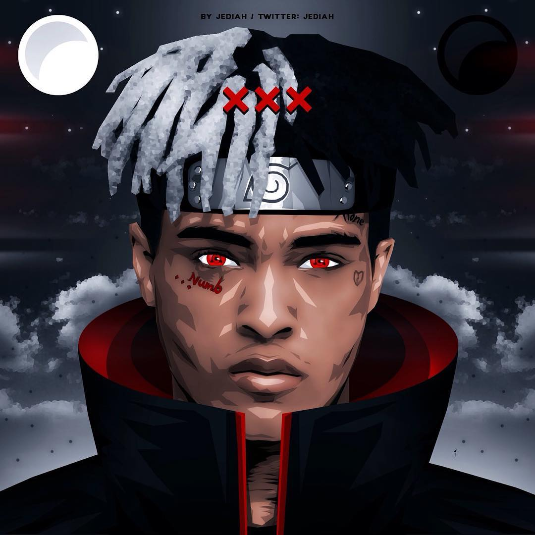 XXXTentacion Wallpapers 1080x1080