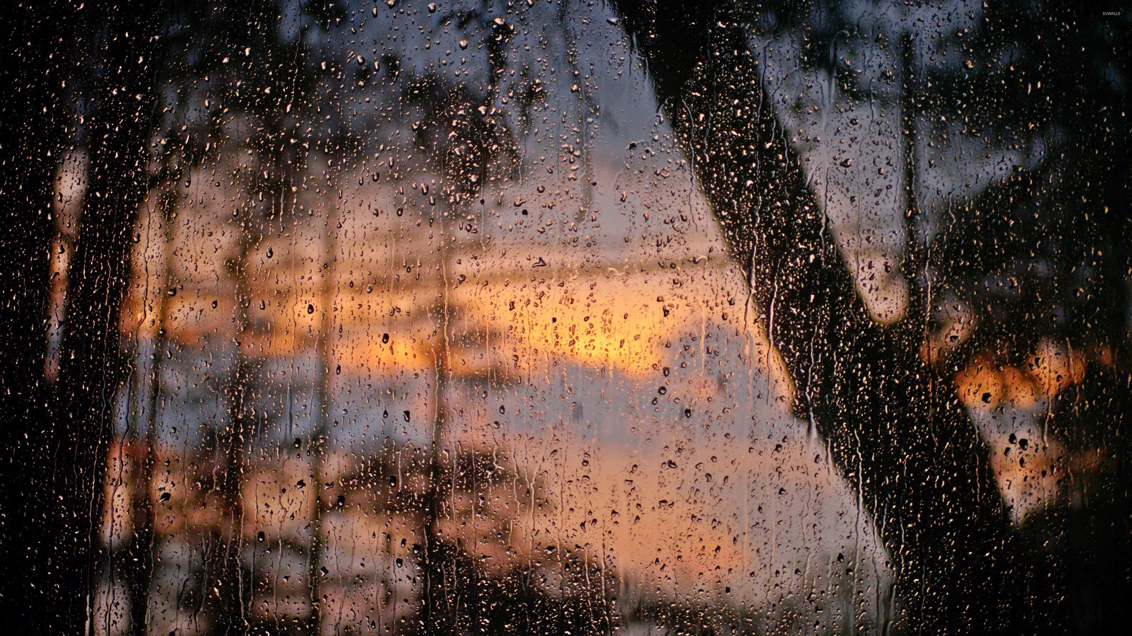 rain drops live wallpapers