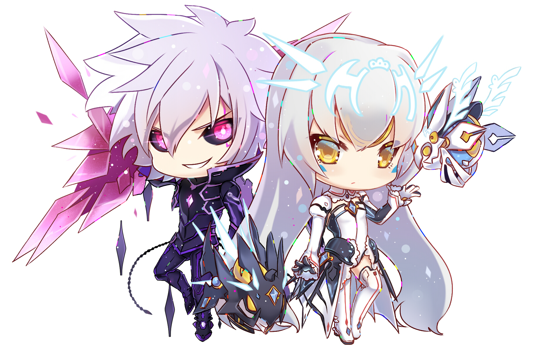 Diabolic Esper Add   Add Elsword   Zerochan Anime Image Board 1814x1181
