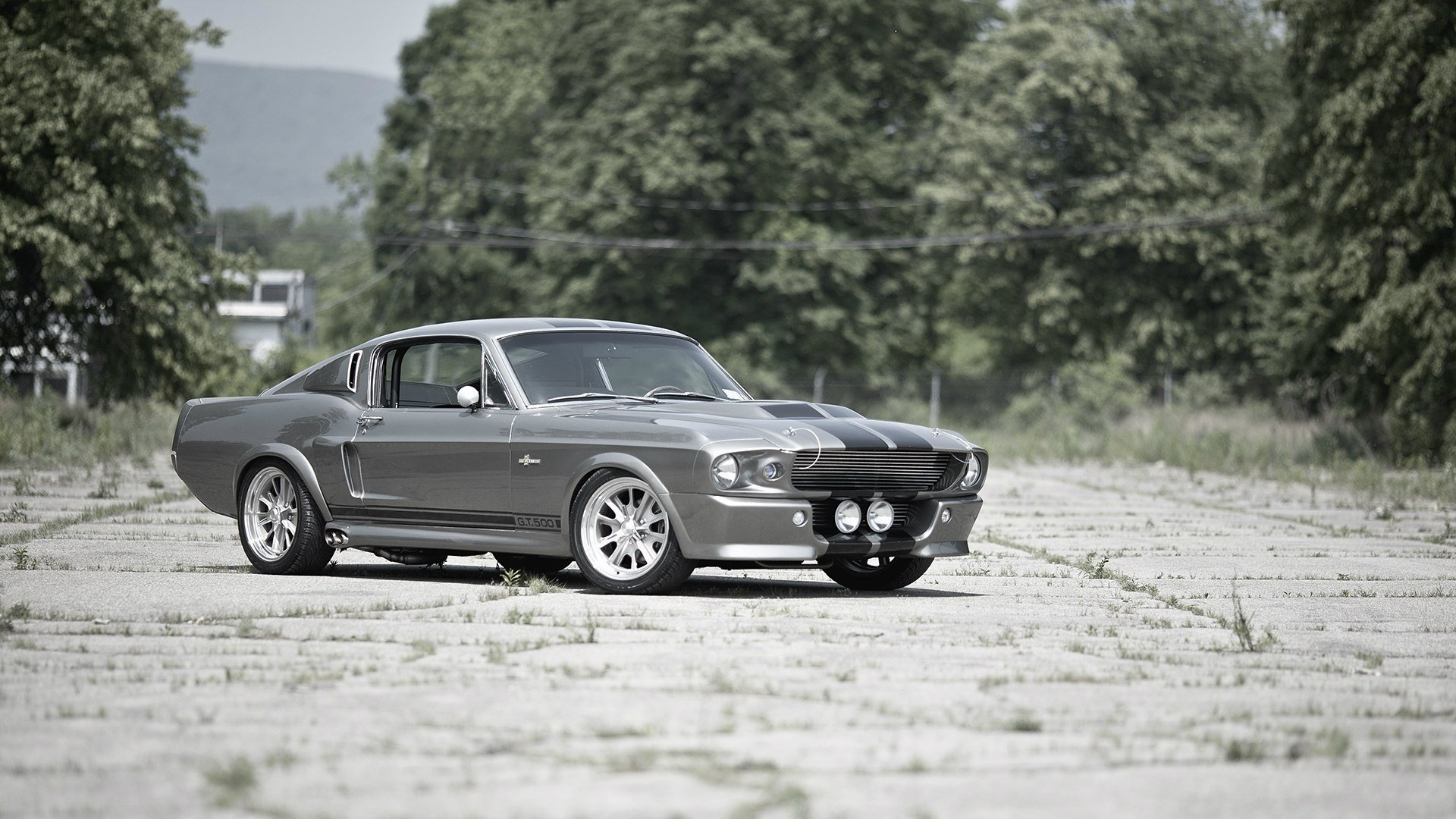 Vhicules   Mustang Fond dcran wallalphacoderscom 1920x1080