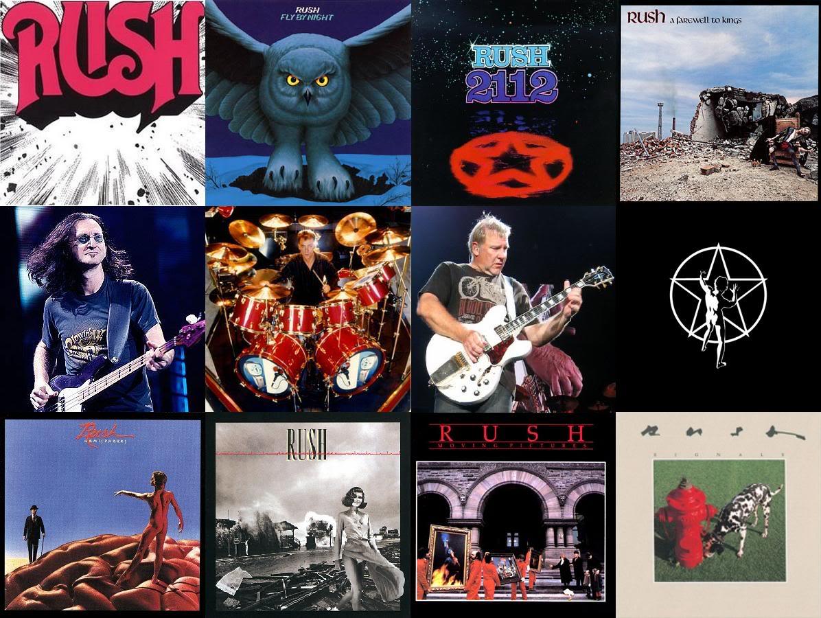 Rush Band Wallpapers 1196x900