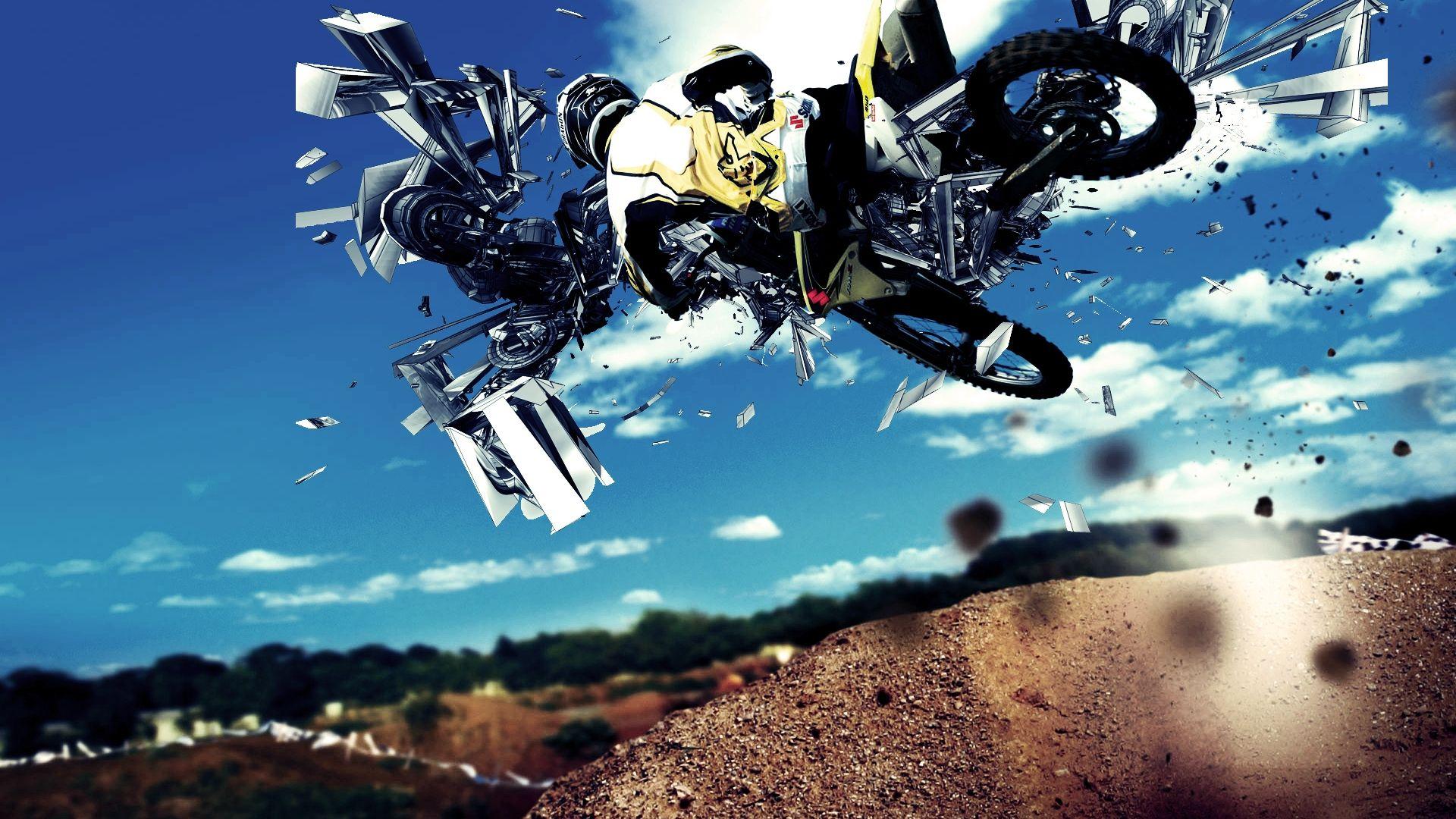 Motocross Wallpaper 1920x1080