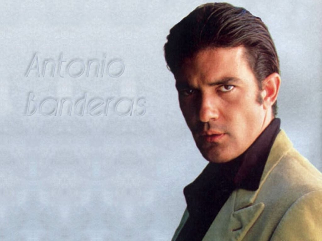 Antonio Banderas Wallpapers Download 853CY4H WallpapersExpertcom 1024x768