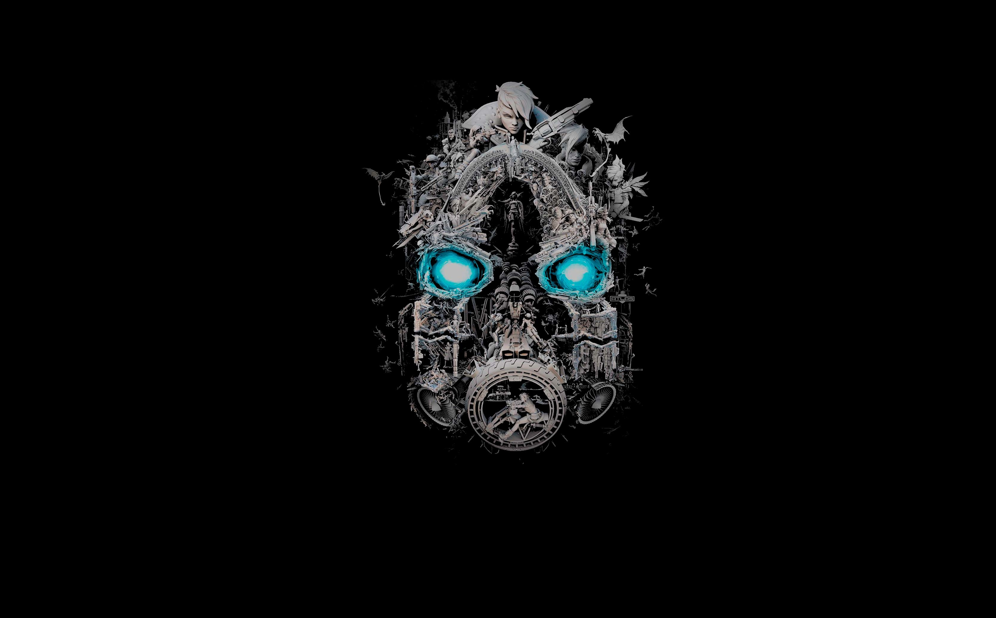 Free Download Borderlands 3 Mask Of Mayhem Wallpaper Hd