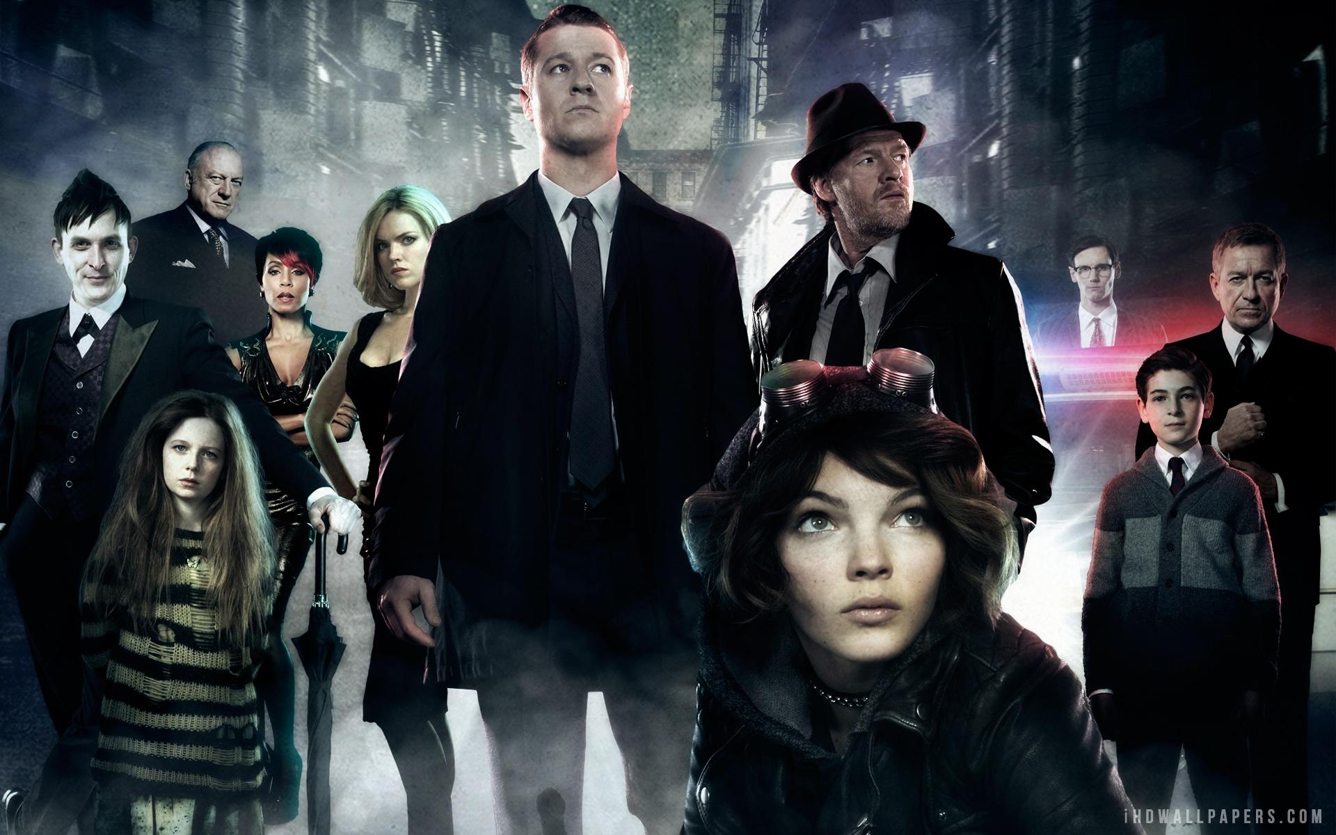 Gotham Tv Show wallpaper   1368316 1920x1200