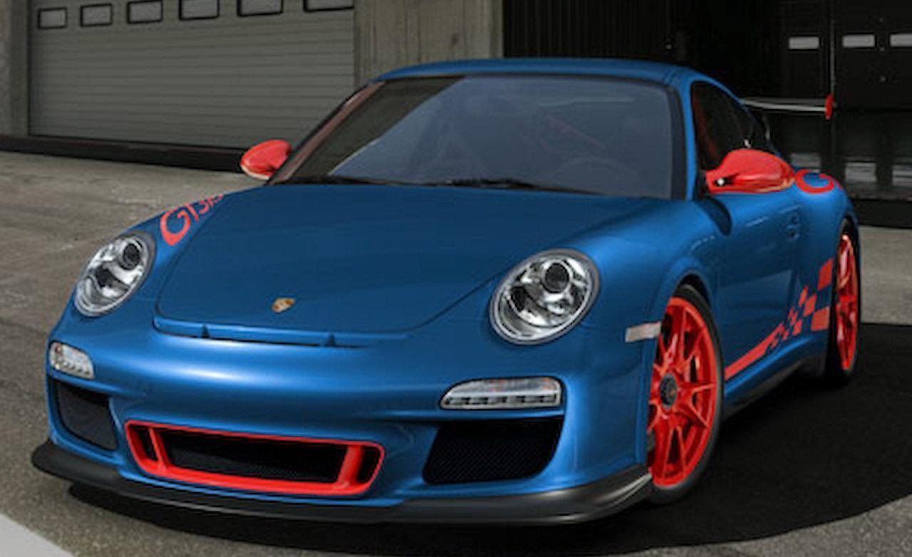 Porsche 911 Gt3 Rs Wallpaper: Porsche 911 Gt3 Rs Wallpaper