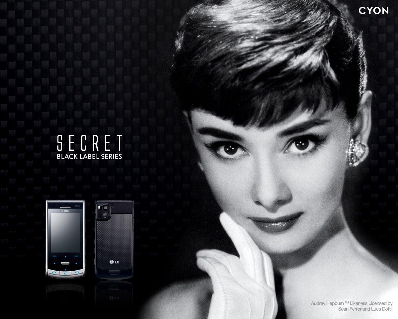 Audrey Hepburn Wallpapers 1280 x 1024 1280x1024