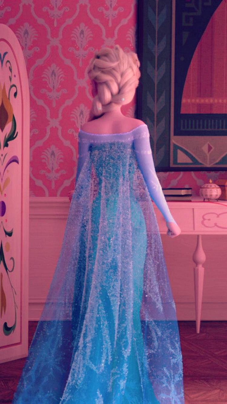 Frozen Fever Elsa Phone Wallpaper   Frozen Fever Photo 39332067 750x1334