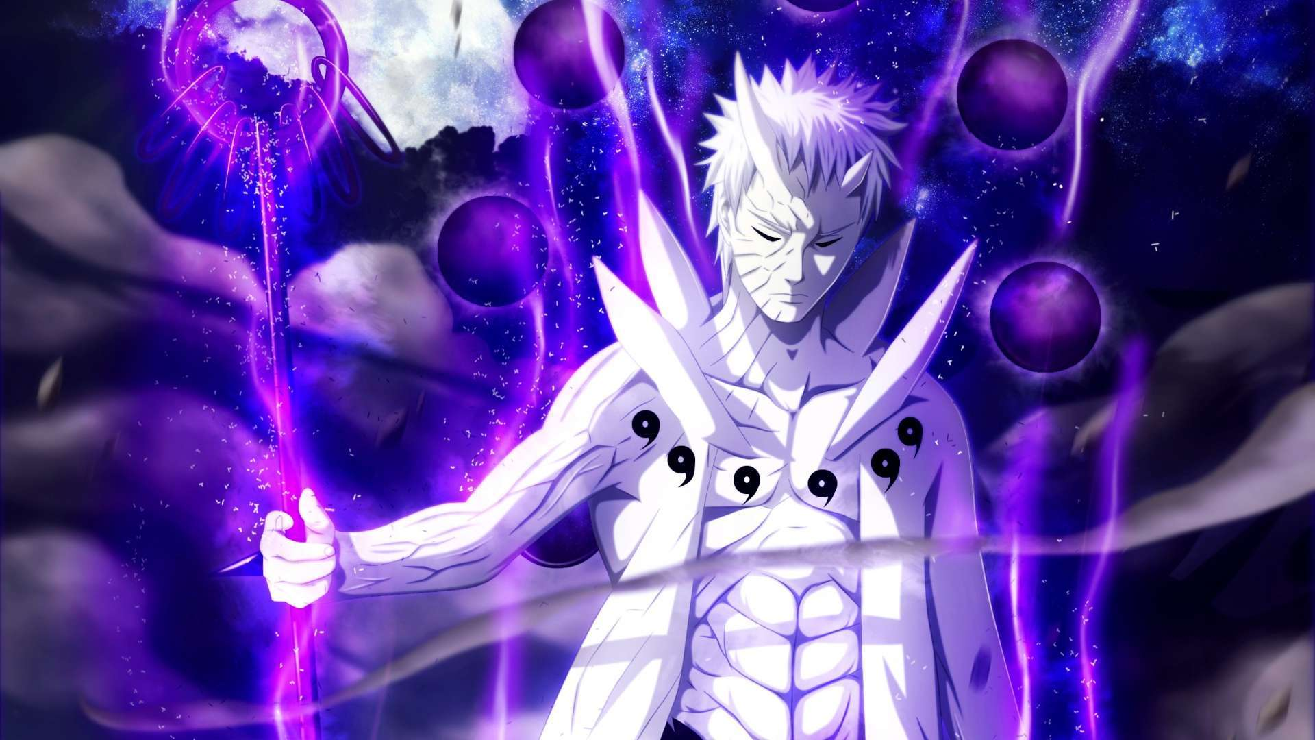 wallpaper anime naruto tobi uchiha obito desktop wallpaper 1080p