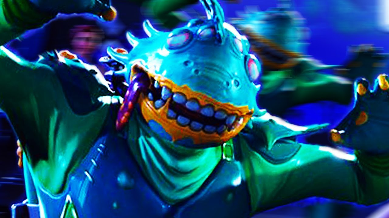 Fortnite Wallpaper \u2018Fortnite\u2019 Moisty Merman Added to 1280x720